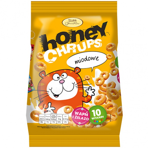 HONEY CHRUPS