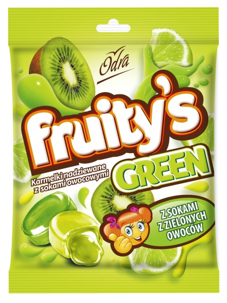 FRUITY'S GREEN
