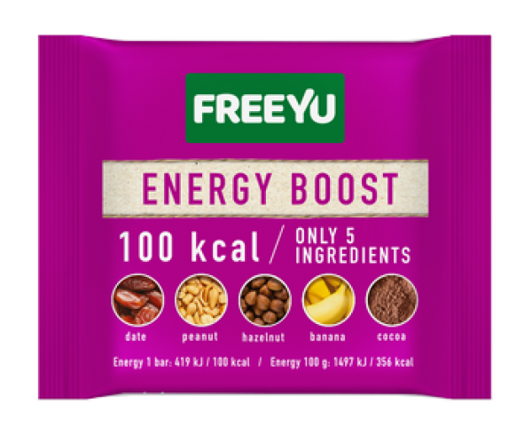 100 kcal Energy Boost Bar