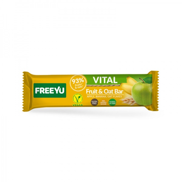 Fruit & Oat Bar