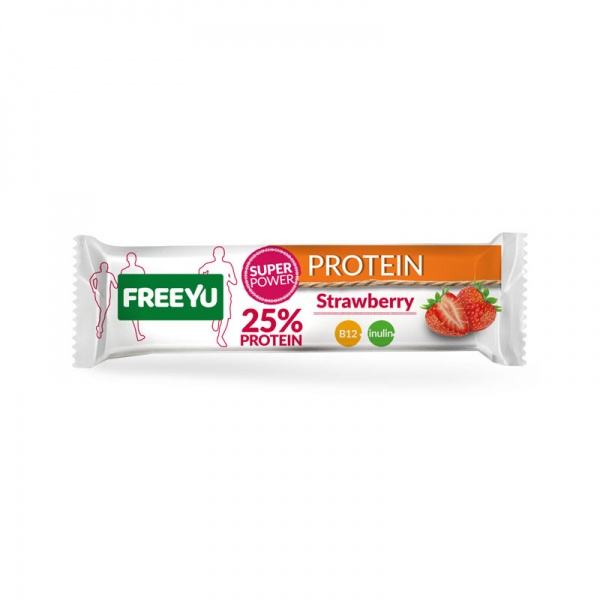 PROTEIN STRAWBERRY BAR